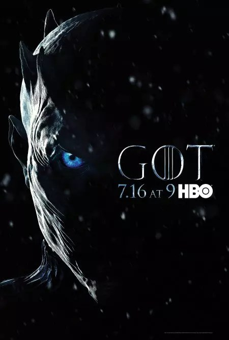 game of thrones 7 poster
