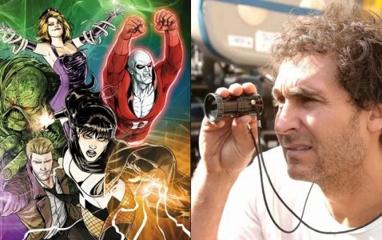 justice league dark doug liman regia