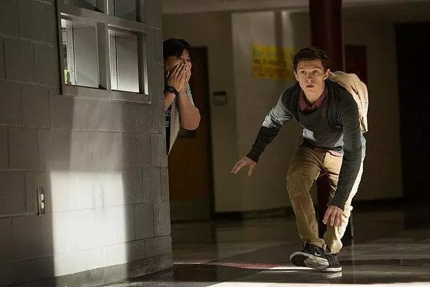 spider-man homecoming nuove foto