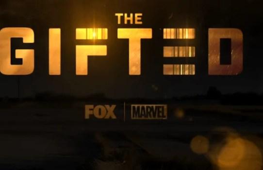 the gifted x-men serie tv teaser trailer