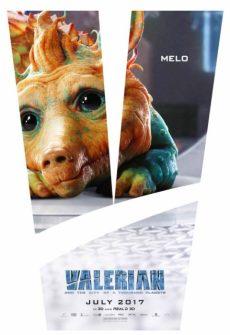 valerian film poster