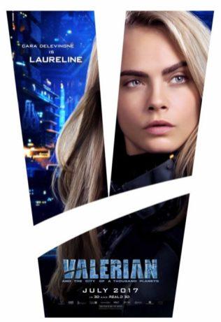 valerian film poster cara delevingne