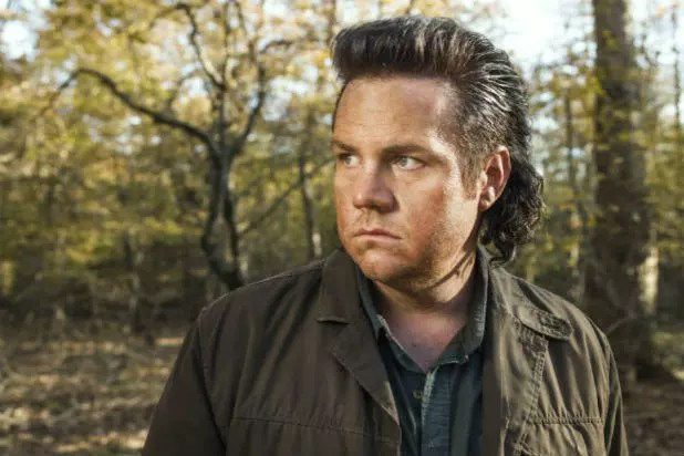 josh mcdermitt da the walking dead alle minacce di morte