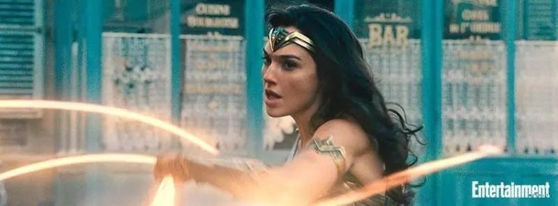 Wonder Woman (foto Entertainment Weekly)