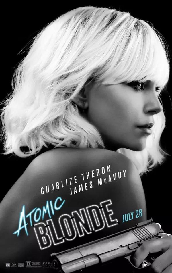atomica bionda nuovo poster