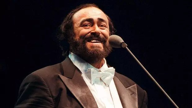pavarotti documentario