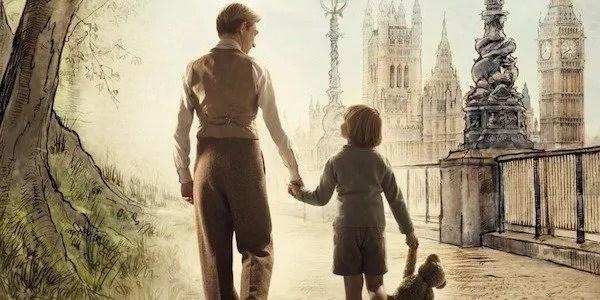 L'emozionante trailer di Addio Christopher Robin si svela anche in italiano