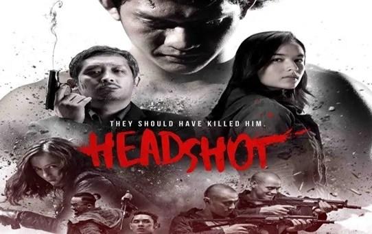 recensione headshot film