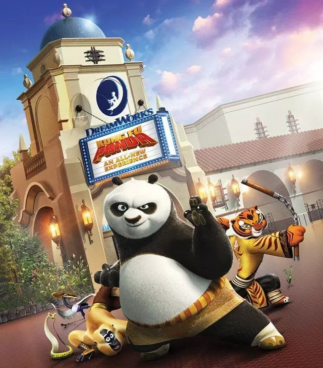 kung fu panda parco