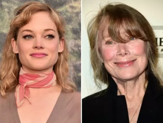sissy spacek e jane levy castle rock