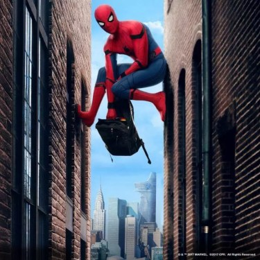 spider-man homecoming artwork