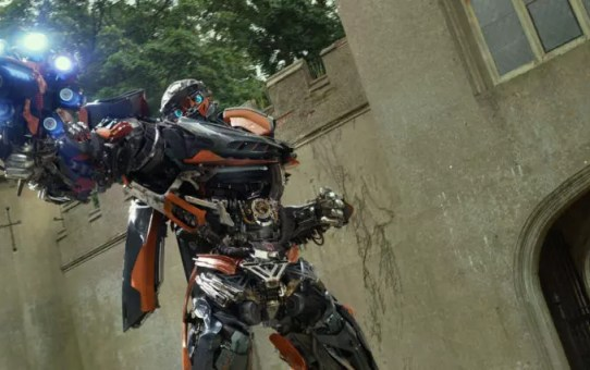transformers 5 hot rod