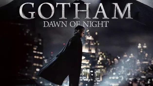 [San Diego Comic Con] L'ombra di Batman nell'esclusivo poster di Gotham 4