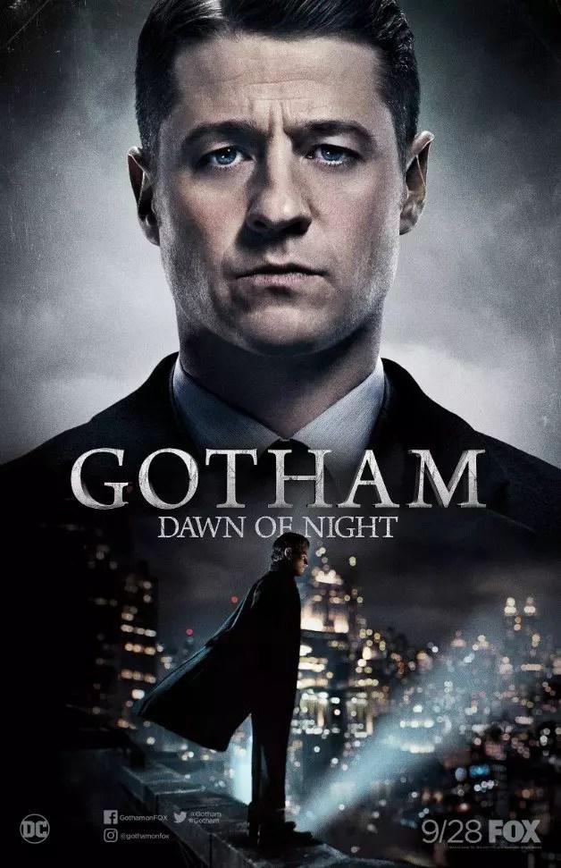 gotham poster sdcc