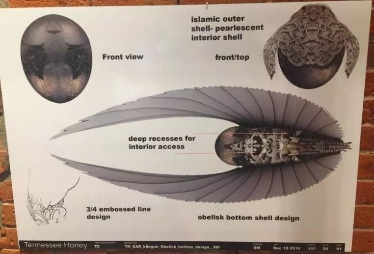 star trek discovery mostra