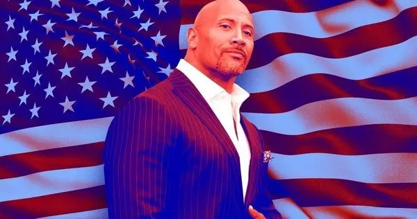 the rock presidente usa