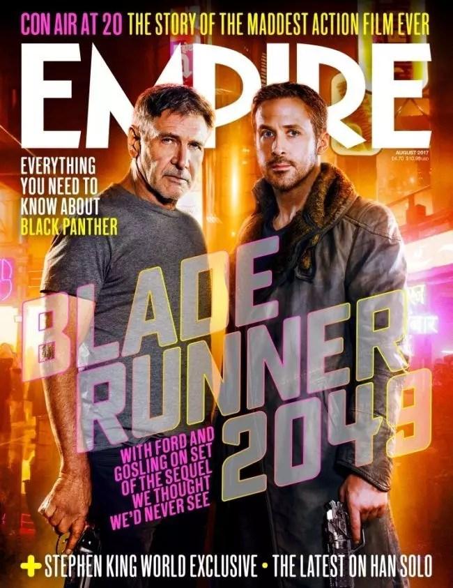 blade runner 2049 empire cover