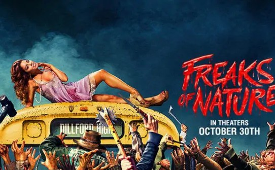 recensione freaks of nature