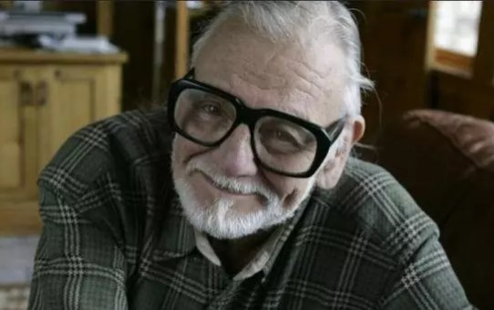 george romero morto