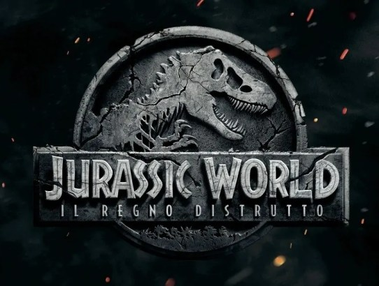 jurassic world 2 banner ita