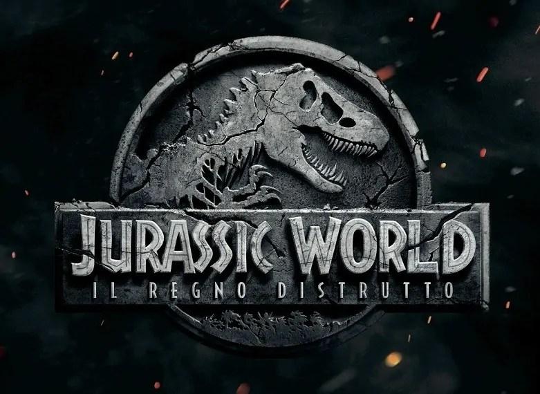 jurassic world 2 banner ita