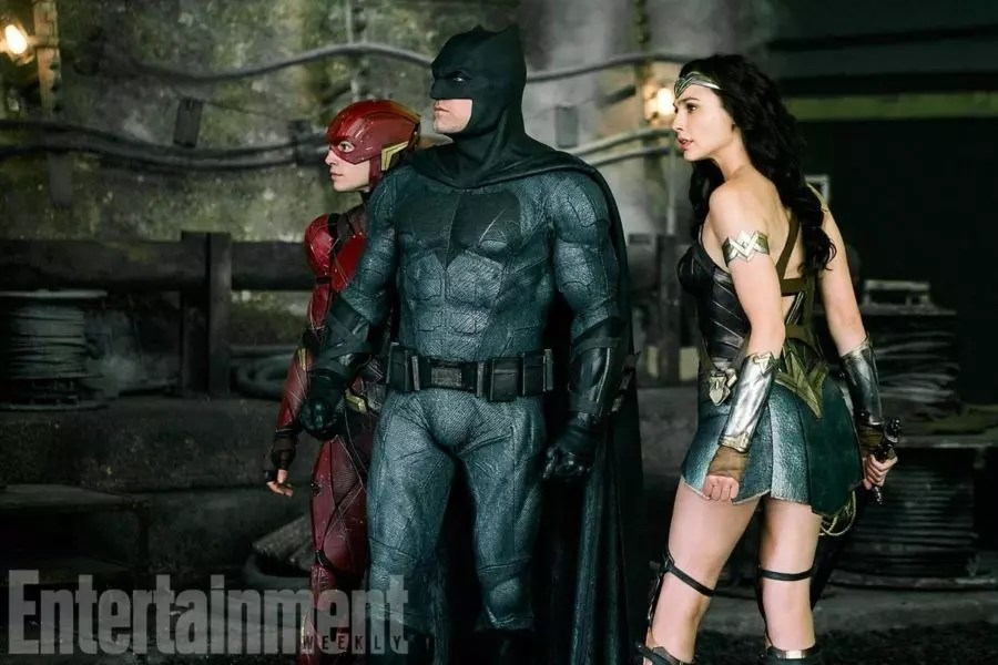 justice league foto ew