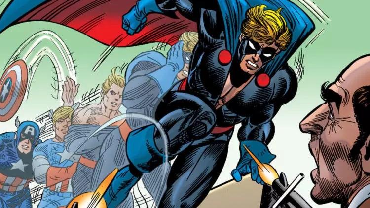 [Rumour] Nuova identità segreta per Steve Rogers in Avengers: Infinity War