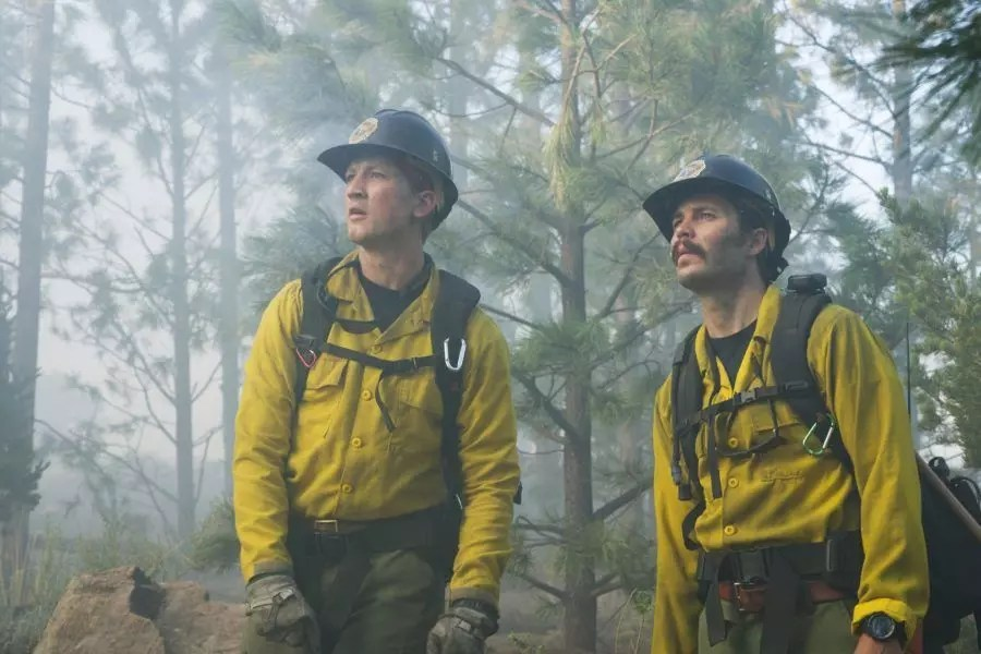 only the brave film foto