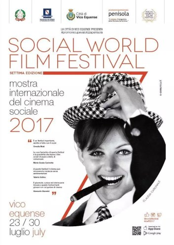 social world film festival locandina