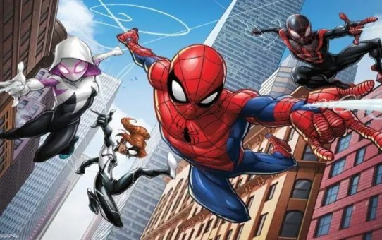 spider-man serie animata