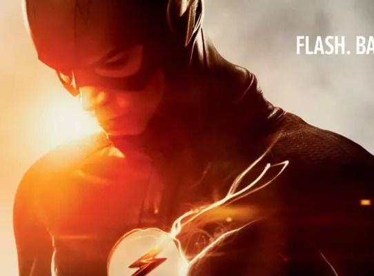 the flash copertina