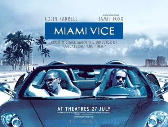 miami vice banner film