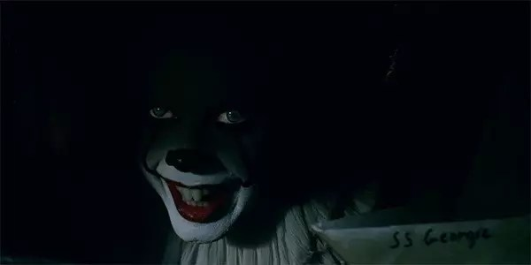 it horror foto pennywise