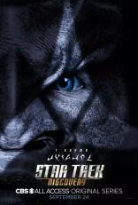 star trek discovery poster