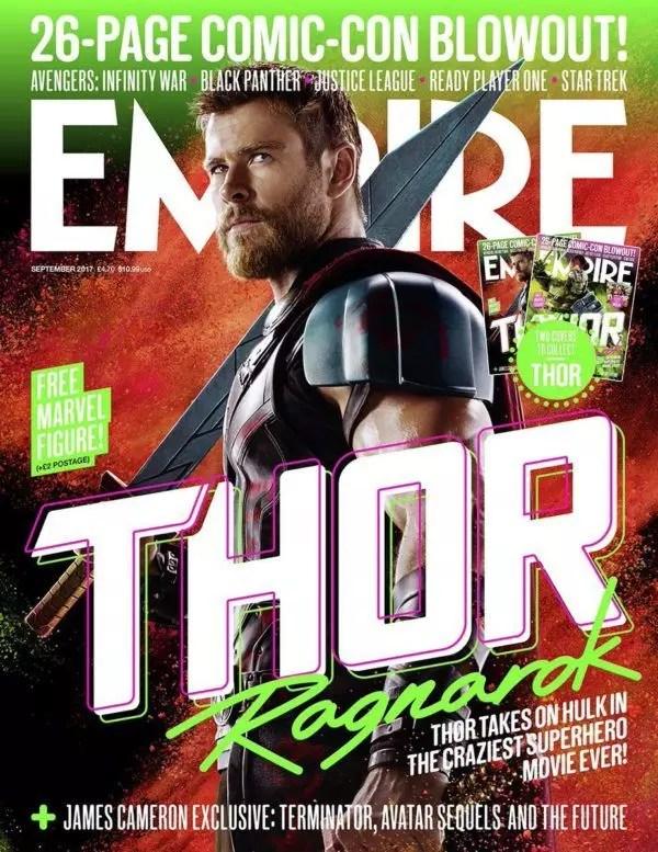 thor empire magazine