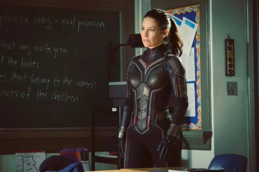 ant-man 2 foto wasp