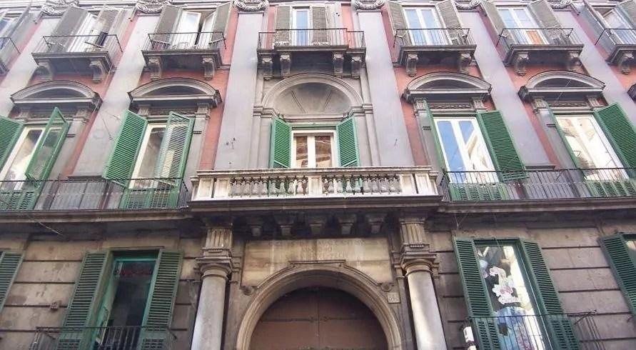 palazzo cavalcanti napoli