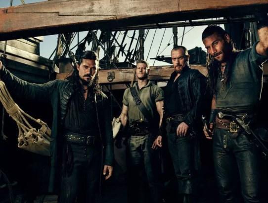 black sails foto