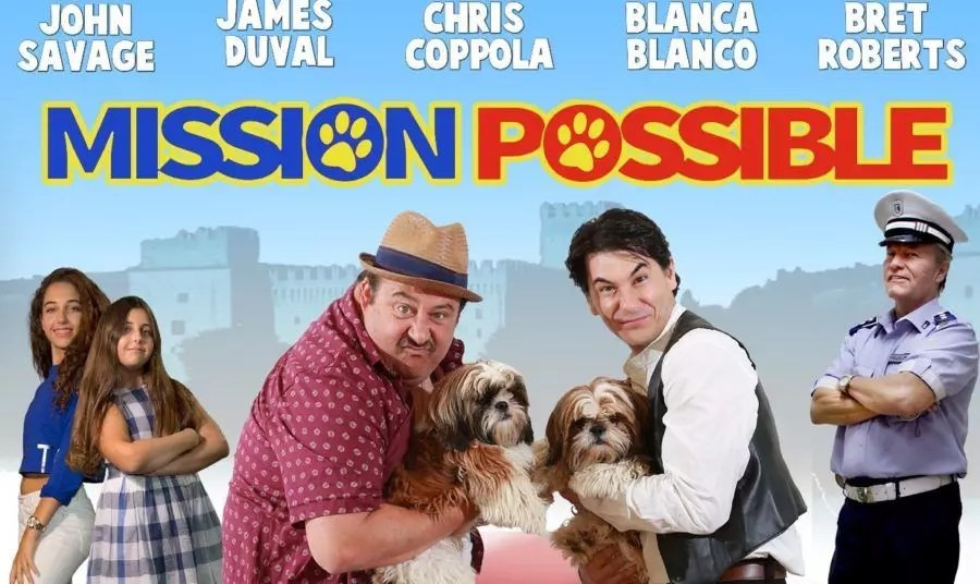mission possible film