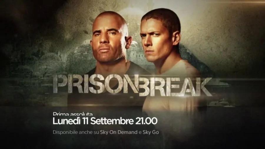 prison break banner