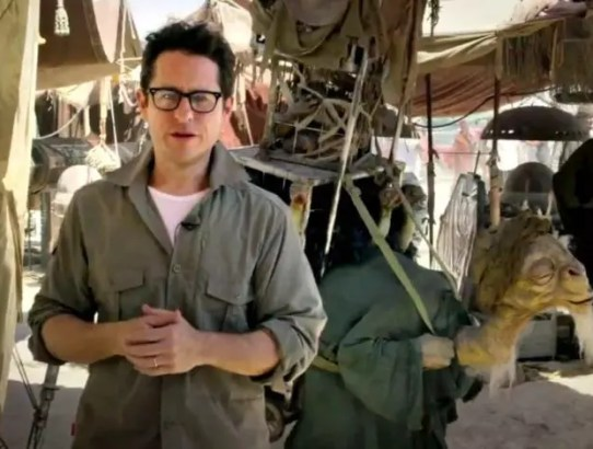 j.j. abrams star wars