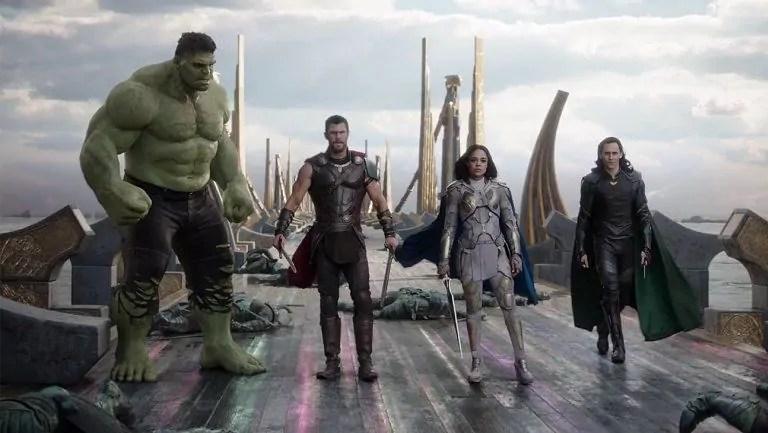 Thor: Ragnarok, rilasciato il nuovo trailer internazionale