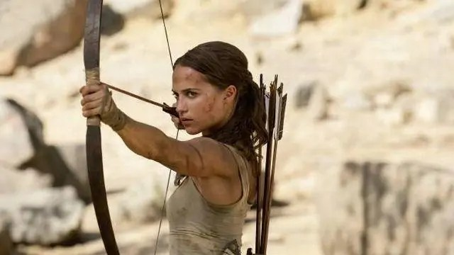 Tomb Raider 2018: Alicia Vikander nel trailer del film con Lara Croft