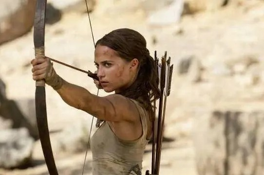 tomb raider film foto
