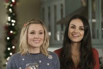 Kristen Bell and Mila Kunis in A BAD MOMS CHRISTMAS