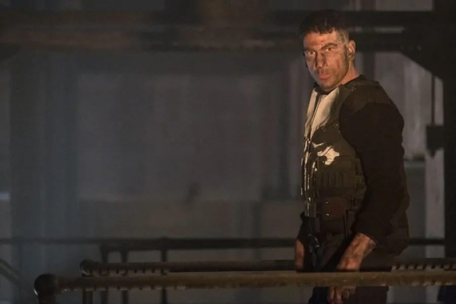 Foto e sinossi ufficiale dalla serie tv Marvel's The Punisher