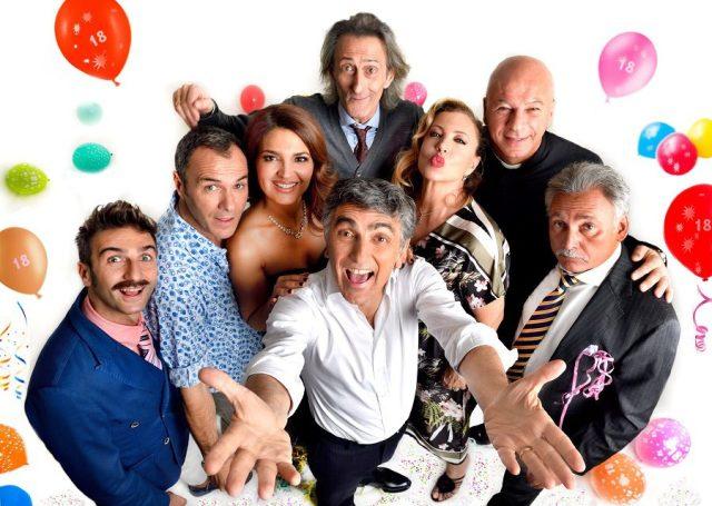 Terminate le riprese di Una Festa Esagerata!, il nuovo film di Vincenzo Salemme