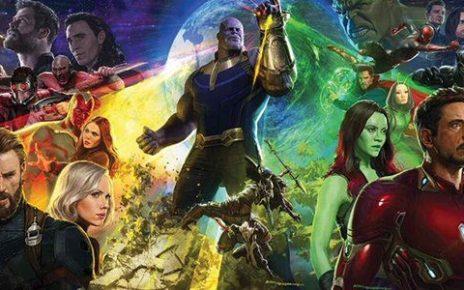 Sequenze rubate provenienti dal primo trailer di Avengers: Infinity War