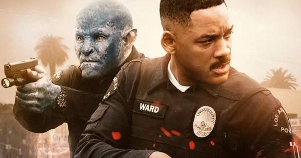 Bright: Will Smith e Joel Edgerton nella nuova locandina diffusa da Netflix