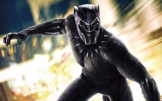 black panther slide